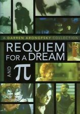 Requiem for a Dream & Pi [New Dvd] Widescreen, Checkpoint, Sensormatic