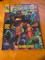 Castle of Frankenstein #25 June 1975 NICE Horror Magazine 2