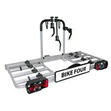 Porte-vélos plateforme 4 vélos BIKE FOUR d'EUFAB