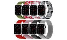 New Waloo Milanese Loop Stainless Steel Apple Watch Band Series 1, 2, 3, 4 & 5