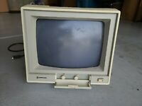 Vintage Old Rare from 1986 Samsung Crt Monitor MD-1254G