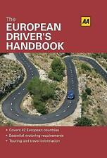 European Drivers Handbook (Leisure Guide), AA Publishing, New Book