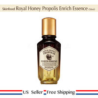 Skinfood Royal Honey Propolis Enrich Essence 50ml + Free Sample [ US Seller ]