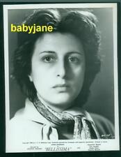 ANNA MAGNANI VINTAGE 7X9 PHOTO LOVELY PORTRAIT 1953 BELLISSIMA