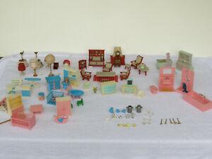 Jean Höfler alte Puppenmöbel 70er für Puppenhaus