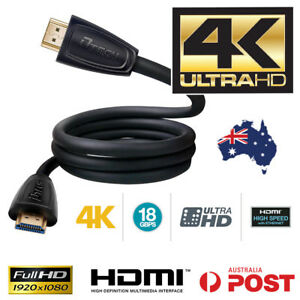 Premium HDMI Cable Ultra HD v2.0 4K 2160p 1080p 3D High Speed HEC Ethernet