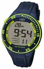 Limit Mens Navy Strap Digital Dial 5574.24 Watch