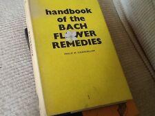 Handbook of the Bach Flower Remedies. 1973 y Ph. M. Chancellor. (Sh2)