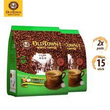 OLDTOWN White Coffee Hazelnut 15's x 2