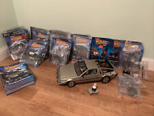 Eaglemoss Build The Delorean Back To The Future 1:8 Scale Partly Built