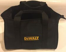 NEW DeWALT Nylon Ballistic Carrying Tool Bag DC825 DC970 DW9226 DC9098 DC9099