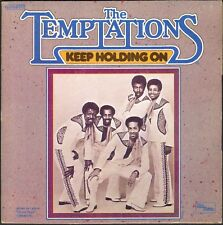 THE TEMPTATIONS KEEP HOLDING ON 45T 1975 SP TAMLA MOTOWN 97.377 NEUF MINT