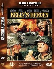Kelly's Heroes (DVD, 2002) Clint Eastwood, Don Rickles, Telly Savalas