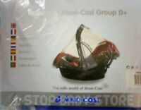 BRAND NEW & GENUINE MAXI COSI CABRIOFIX RAIN COVER FITS PEBBLE AND MOST CARSEATS