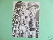 Affiche le regulateur E.A bruno graff N&S Moreno n°1