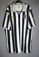 JUVENTUS ITALY 2006/2007 HOME FOOTBALL SOCCER SHIRT JERSEY CAMISETA MAGLIA NIKE