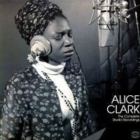 SEALED NEW LP Alice Clark - The Complete Studio Recordings