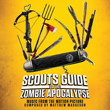 SCOUTS GUIDE TO THE ZOMBIE APOCALYPSE: LIMITED EDITION -Original soundtrack