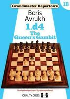 1.d4 the Queen's Gambit, Paperback by Avrukh, Boris, Like New Used, Free ship...