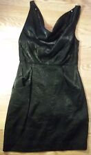 Women's Dress Size M Moon Collection Live In California Sexy Black Mini Dress