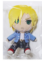 BANANA FISH Ash Lynx Gift Plush Doll Stuffed toy 20cm anime from JAPAN