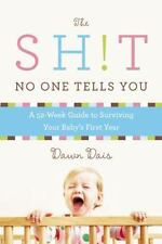 Shit No One Tells You by Dais, Dawn Paperback Very Good Condition One Owner