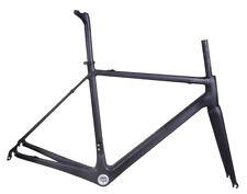 810g 52cm Carbon Frame Road Bike Fork 700C Di2 BSA UD Matt Cycling Seatpost
