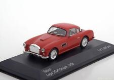 TALBOT LAGO 2500 COUPE 1955 RED WHITEBOX WB086 1/43 ROT ROUGE ROSSO LIMITED