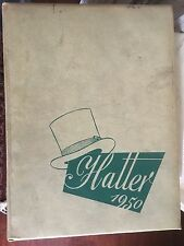 John B Stetson University Yearbook The Hatter 1950 Deland Florida Non Smoker/Pet