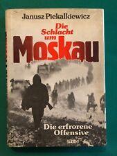 [Militaria] Die Schlacht um Moskau - Janusz Piekalkiewicz - Lübbe - 1987