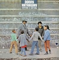 DONNY HATHAWAY - EVERYTHING IS EVERYTHING  CD NEU