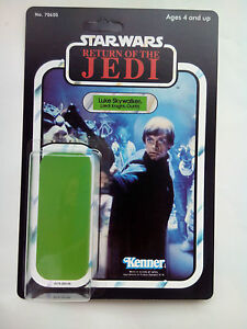 1983 LUKE JEDI KNIGHT RESTORATION KIT  KENNER JEDI REHOME YOUR ACTION FIGURE TOY