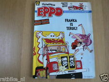 EPPO 1991-09- POSTER ROLLS-ROYCE PHANTOM II,BARNEY JORDAN STRIP DE RODE ZON