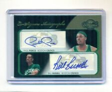 Topps Autographed Not Authenticated NBA Basketball Trading Cards