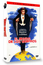 WORLD OF THE VAMPIRES (Eng Subtitled) DVD