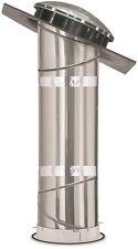 Sun Tunnel Tubular Skylight Rigid Tunnel Low Profile Plastic Metal Flashing Tube