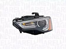 Bi-Xenon Headlight Black Left Fits Audi A5 2012-2015 Facelift