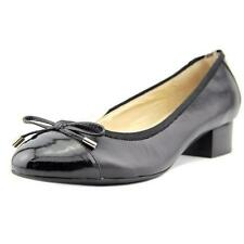 Low (3/4 in. to 1 1/2 in.) Mary Janes Wide (C, D, W) Heels for Women