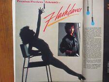 Febru-1984 Pa. TV Host Magazine(JENNIFER BEALS/FLASHDANCE/DON HERBERT/MR.WIZARD)