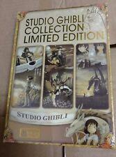 Hayao Miyazaki Studio Ghibli 17+1 Movies Collection DVD Set NEW Sealed US SELLER