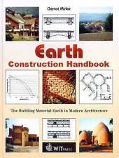 Earth Construction Handbook: The Building Material Earth in Modern-ExLibrary