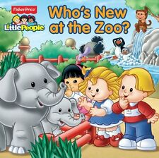 Fisher-Price Little People Whos New at the Zoo? (