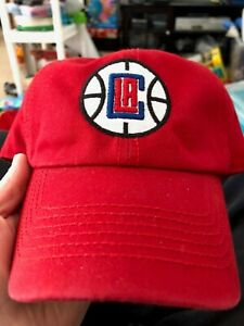 los angeles clippers hat fitted xl