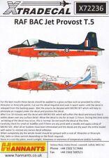 Xtradecal 1/72 RAF BAC Jet Provost T.5 # X72236