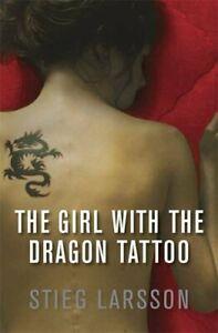 The Girl With the Dragon Tattoo (Millennium Trilogy) by Stieg Larsson Hardback