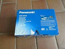 Panasonic Video Camera SDR-SW20EG