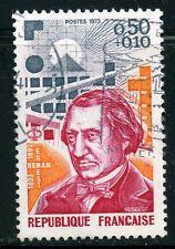 STAMP / TIMBRE FRANCE OBLITERE N° 1745 ERNEST RENAN