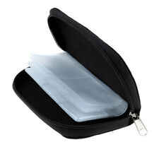 22 Anschluesse Etui Tasche Halter fuer SD SDHC MMC CF Micro-SD Speicherkart C5B4
