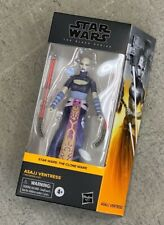 HSF1861: Star Wars The Black Series Asajj Ventress 6-Inch Action Figure