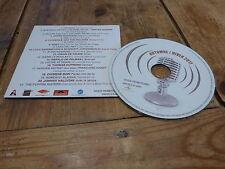 FEIST - LANA DEL REY - BJORK - ALAIN BASHUNG - GAINSBOURG - HALLYDAY  CD PROMO !